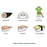 Yummy World: Bento Box - Vinyl Mini (Blind Pick)