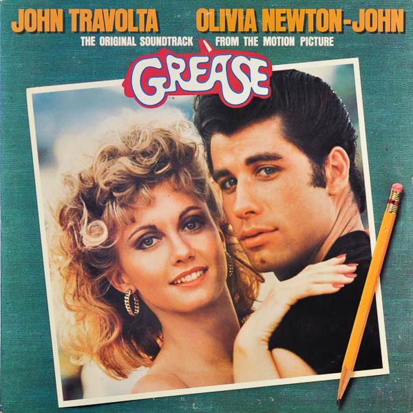 Grease Original Soundtrack (2LP) by Soundtrack / Various image
