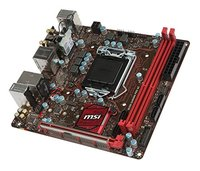 MSI B250I Gaming Pro AC Motherboard image