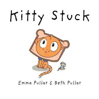 Kitty Stuck by Emma Pullar image