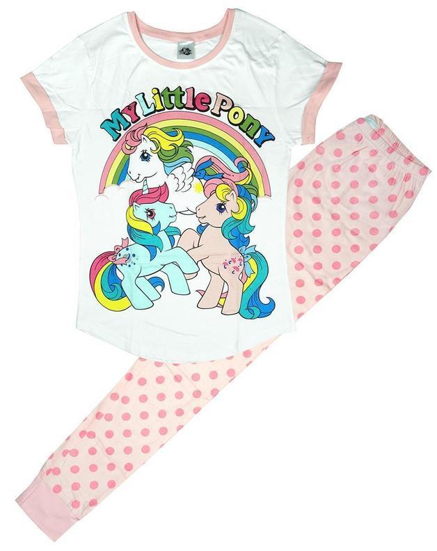 My Little Pony: Classic - Women's Pyjamas (8-10)
