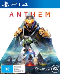 Anthem for PS4 image