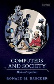 Computers and Society by Ronald M. Baecker