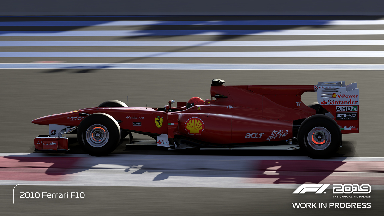 F1 2019 Anniversary Edition ~ PS4