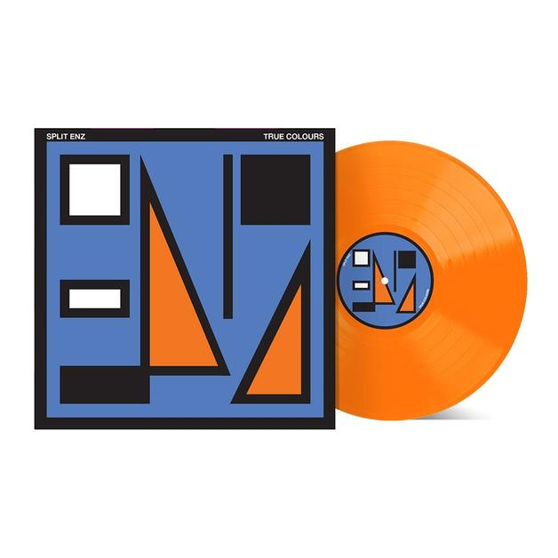 True Colours (Limited Edition Orange) by Split Enz