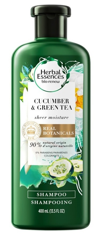 Herbal Essences: Moisture Shampoo - Cucumber Green Tea (400ml)