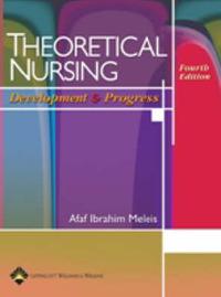 Theoretical Nursing: Development and Progress by Afaf Ibrahim Meleis image