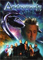 Andromeda 1.7 on DVD
