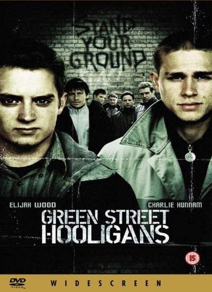 Green Street Hooligans on DVD image