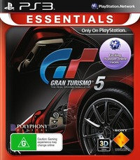 Gran Turismo 5 (PS3 Essentials) for PS3