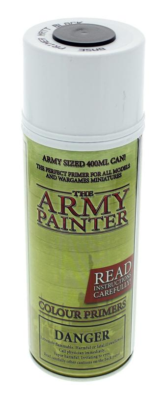 Army Painter Matt Black Spray Primer