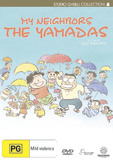 My Neighbors The Yamadas DVD