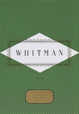 Poems - Whitman by Walter Whitman image