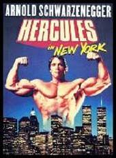 Hercules In New York on DVD