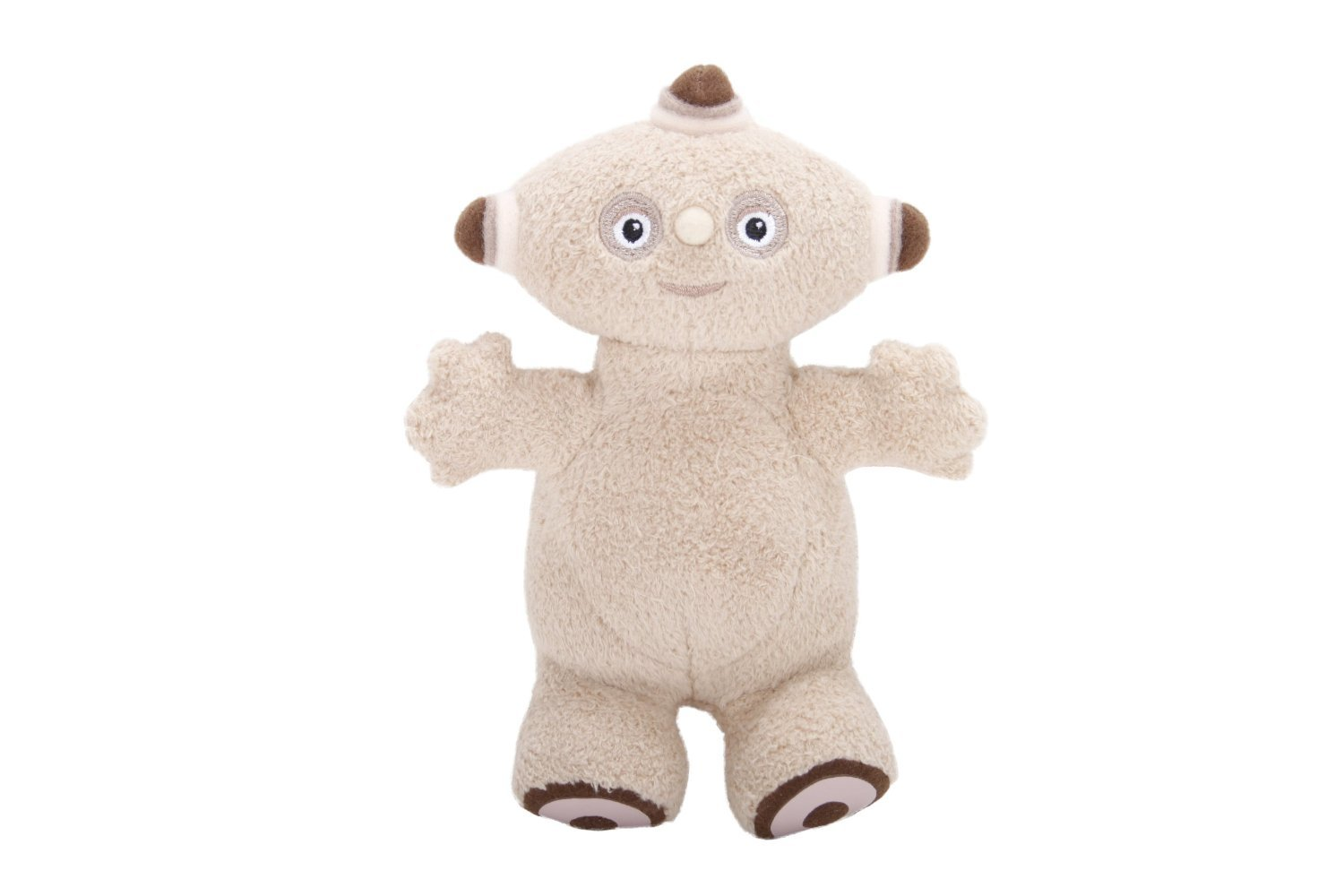 In The Night Garden Mini Soft Toy - Makka Pakka image