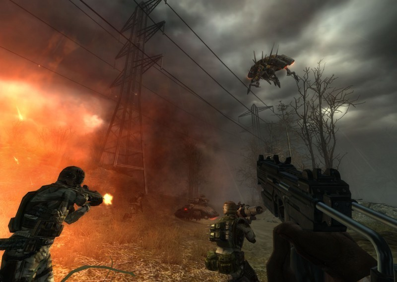 Enemy Territory: Quake Wars for PC Games image