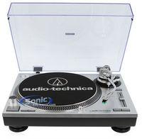 Audio Technica LP120USB Direct Drive Turntable - Silver