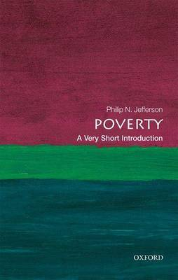 Poverty: A Very Short Introduction by Philip N. Jefferson image