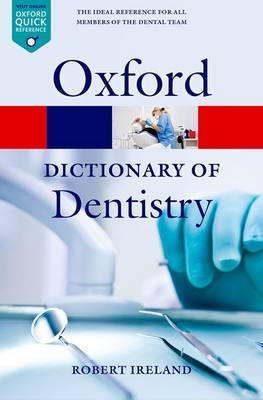 A Dictionary of Dentistry image