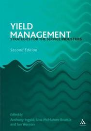 Yield Management by Anthony Ingold image