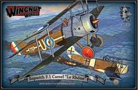 "Wingnut Wings 1/32 Sopwith F.1 Camel ""Le Rhone"" Model Kit image"