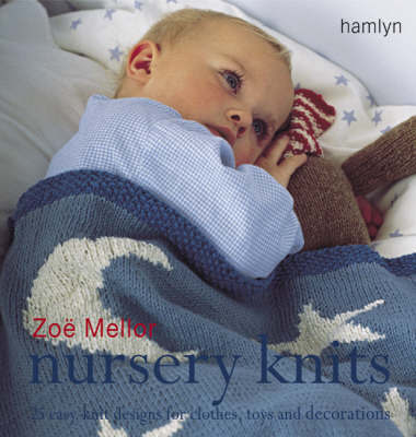 Nursery Knits by Zoe Mellor image
