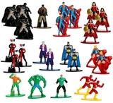 Jada Metal Minis: DC Comics – Die-Cast Mini-Figures (Assorted Designs)