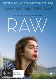 Raw on DVD