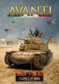 Flames of War: Avanti Army Rulebook