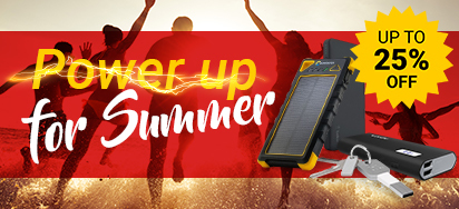 Power up for Summer