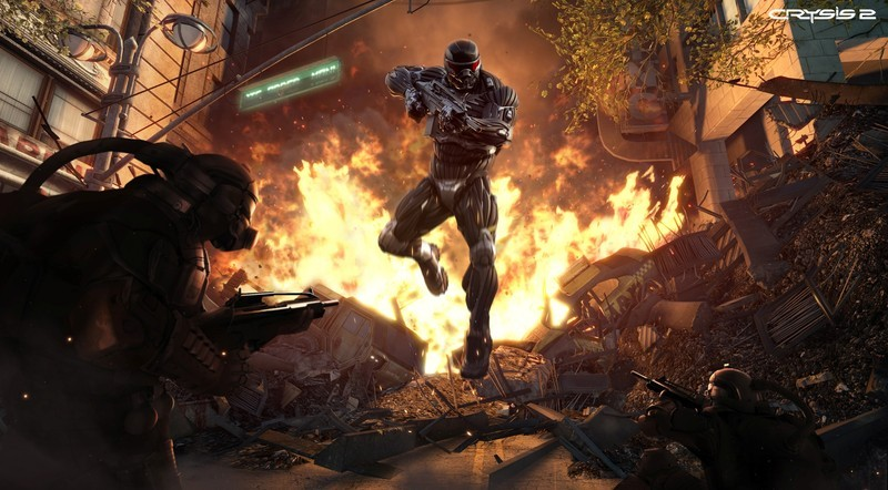 Crysis 2 for Xbox 360 image