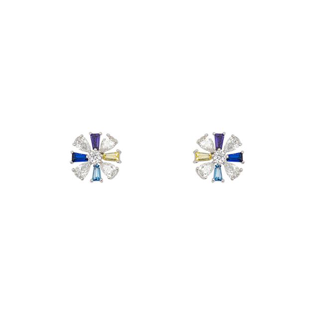 Short Story: Earring Windmill Silver