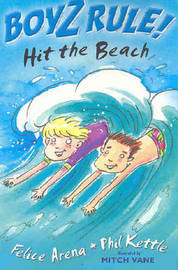 Boyz Rule 20: Hit the Beach by Felice Arena image