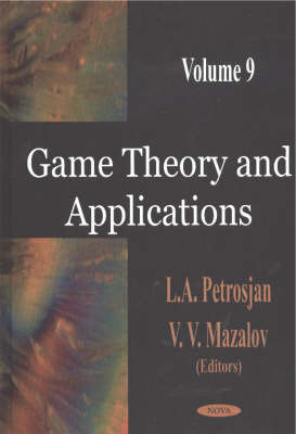 Game Theory & Applications, Volume 9 image