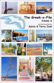 The Greek-o-File: v. 6 by Sylvia Cook image