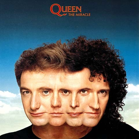 The Miracle by Queen image