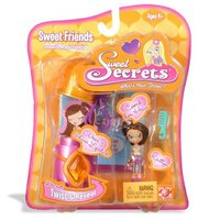 Sweet Secrets Fashion Doll and Lipstick Case: Kaitlyn image