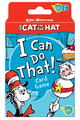 "Dr Seuss - Cat in the Hat ""I Can Do That!"" Card Game"