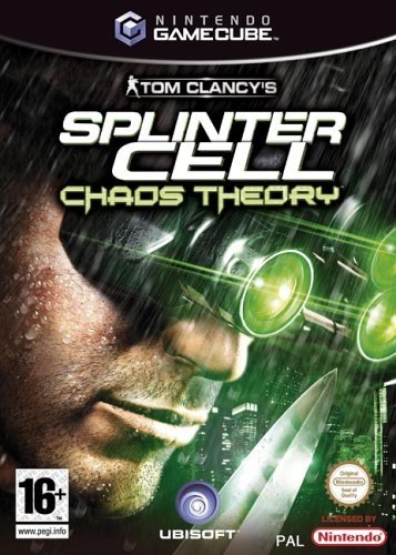 Tom Clancy's Splinter Cell: Chaos Theory for GameCube