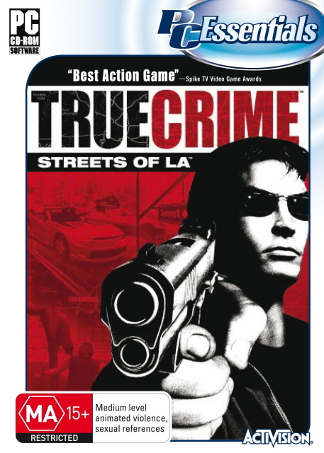 True Crime: Streets Of L.A. for PC