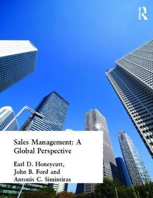 Sales Management by John B. Ford image