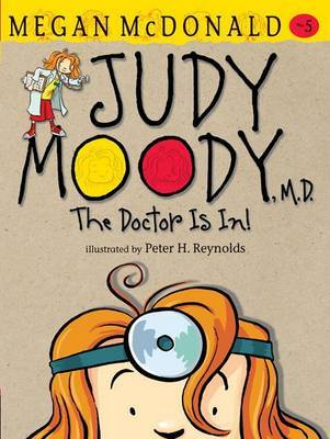 Judy Moody, M.D. by Megan McDonald image