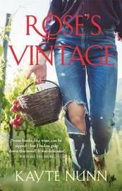 Rose's Vintage by Kayte Nunn