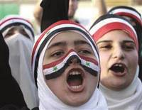 Syria's Role in a Changing Middle East by Radwan Ziadeh