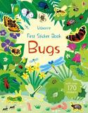 First Sticker Book Bugs by Holly Bathie