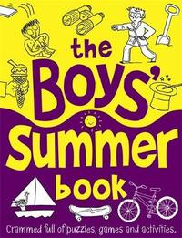 The Boys' Summer Book by Guy Campbell image