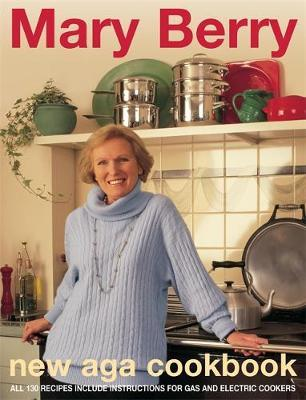 Mary Berry's New Aga Cookbook by Mary Berry image