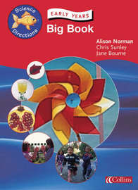 Science Directions -- Early Years Big Book by Alison Norman image
