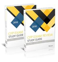 Wiley Study Guide for 2018 CFP Exam: Complete Set by Wiley