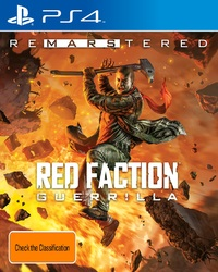 Red Faction Guerrilla HD for PS4